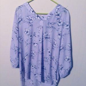 Pretty flowy blouse